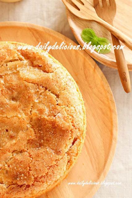 Ingredient Apple Cake