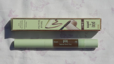 Pixi by Petra 2-in-1 Natural Brow Duo Review