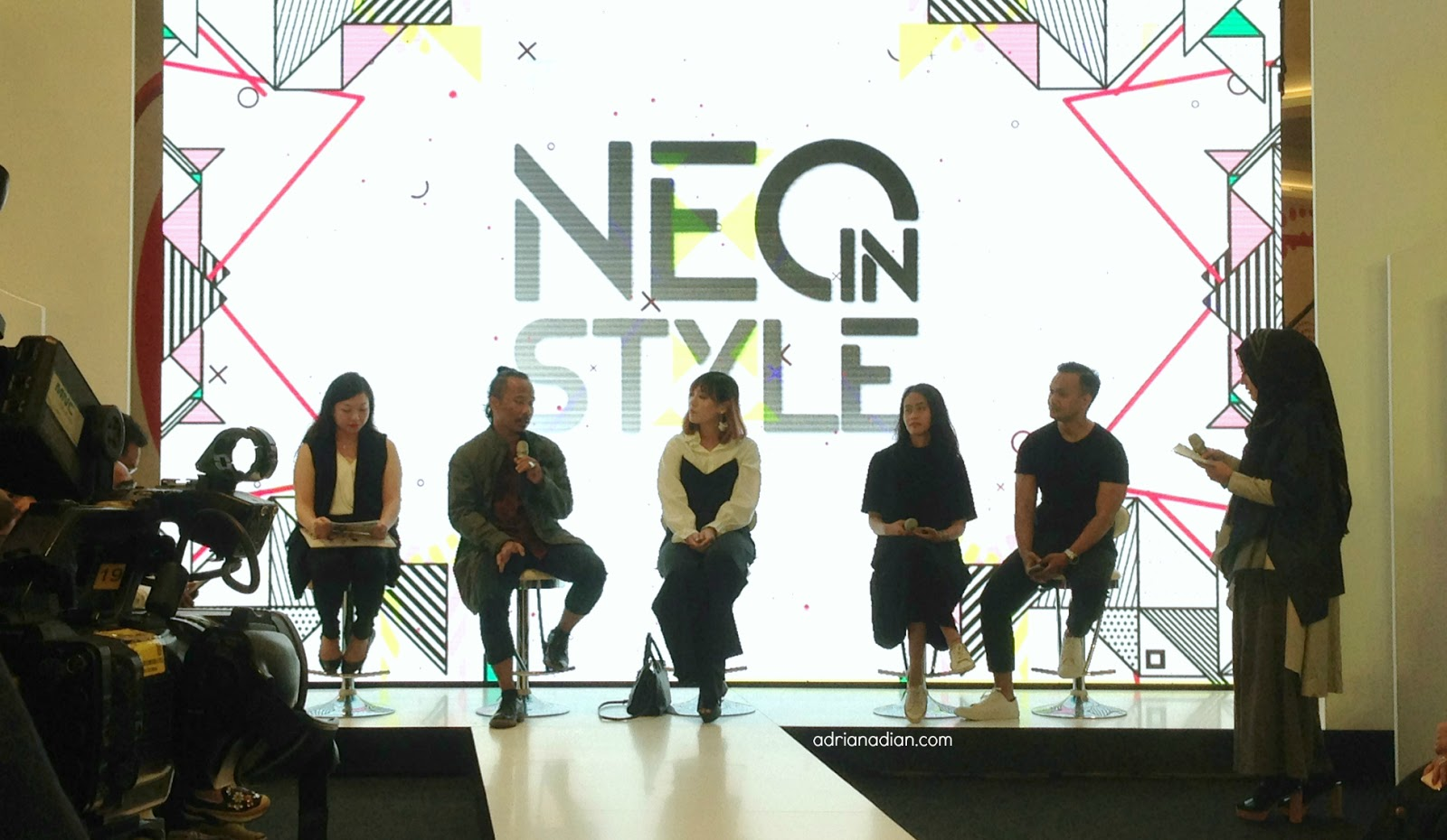 Neo In Style Indonesia Fashion Chambers