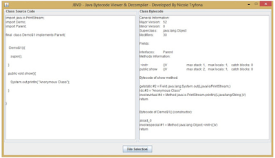 Java Bytecode Viewer Decompiler