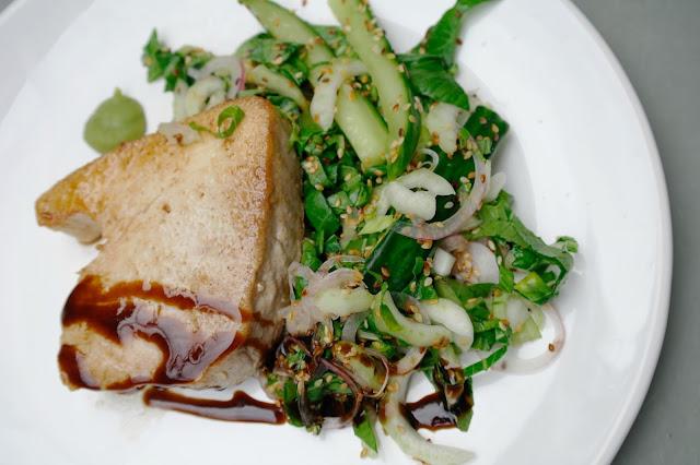 tonfisk med sallad
