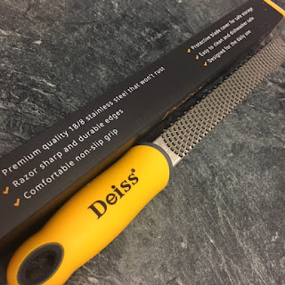 Citrus Zester & Cheese Grater