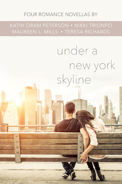 Cover Reveal for Under a New York Skyline
