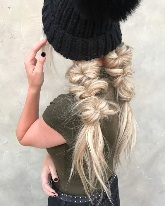 Dutch Braid Ideas for Christmas