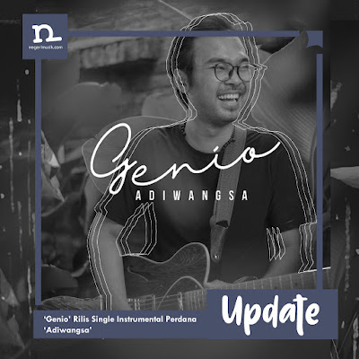 'Genio' Rilis Single Instrumental Perdana 'Adiwangsa'