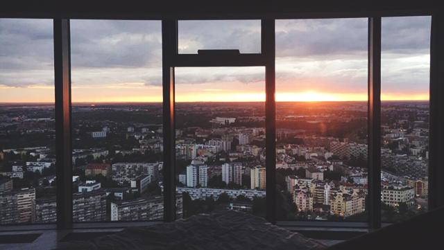 Skytower, Wroclaw/Poland