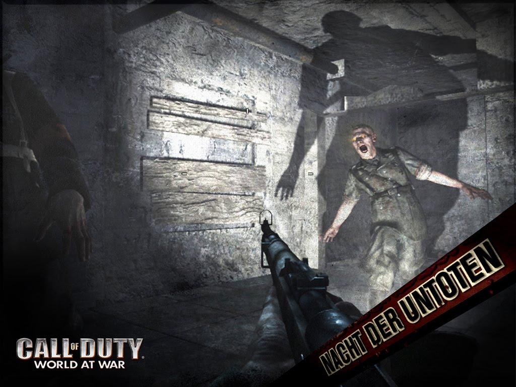 Esther Castillo: Call Of Duty World At War Wallpaper