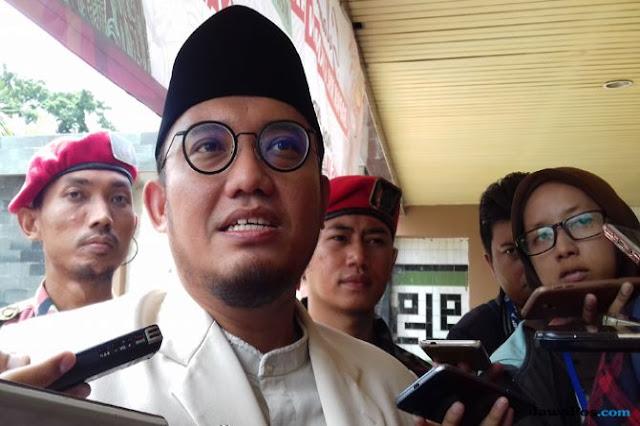 Soal Politikus Genderuwo, Dahnil: Mungkin Pak Jokowi Pernah Melihat