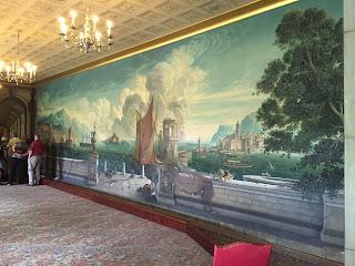 Rex Whistler mural