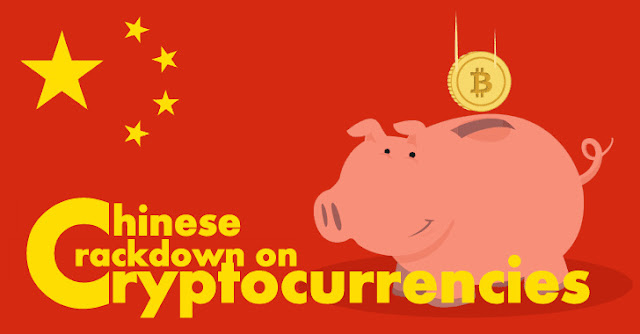 Chinese Crackdown on Cryptocurrencies