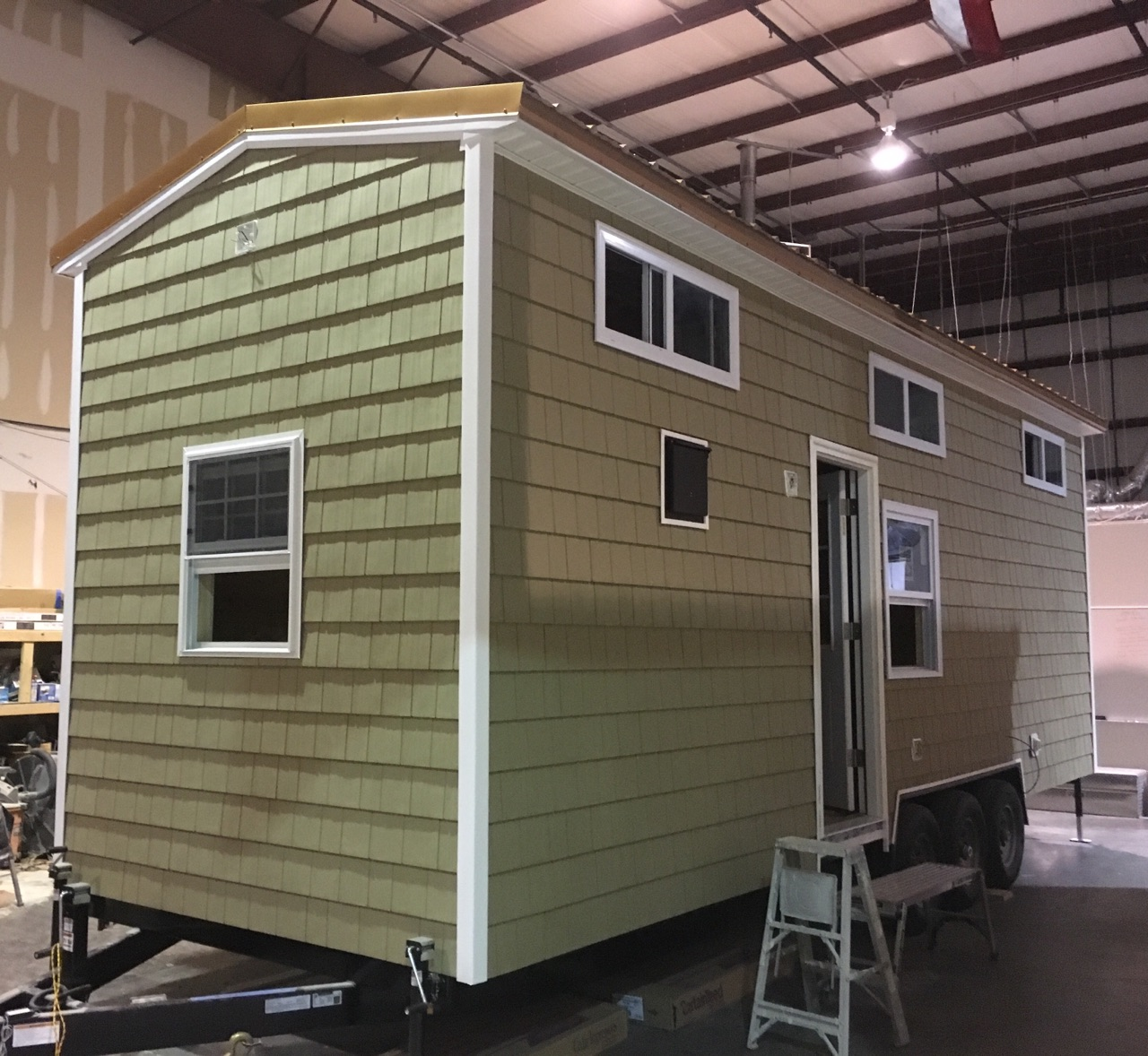 Tiny House Building Co Llc Another Event We Have A