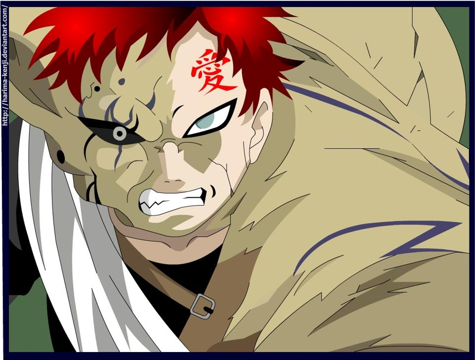 gaara shippuden - photo #31