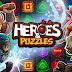 لعبة Heroes and Puzzles مهكرة للأندرويد - رابط مباشر