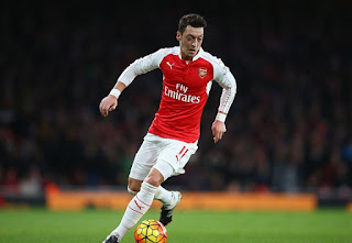 Arsenal star Mesut Ozil going nowhere