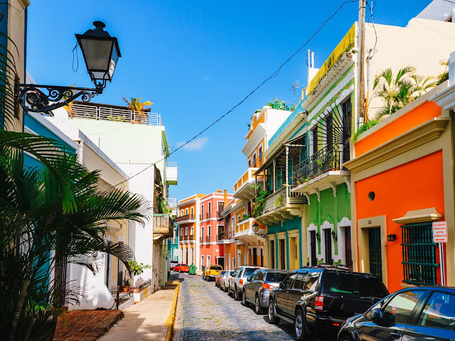 Puerto Rico playas ciudad