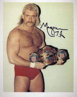Magnum T.A. US Title