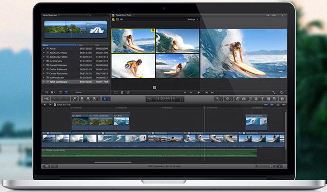 macbook para edicao de video