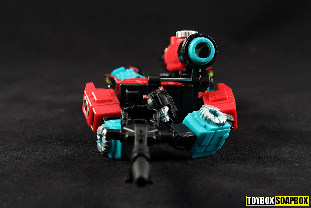 titans return perceptor review