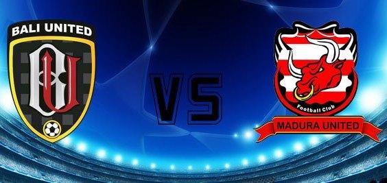 Prediksi Bali United vs Madura