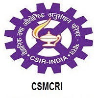 Central Salt & Marine Chemicals Research Institute Gujarat jobs 2019