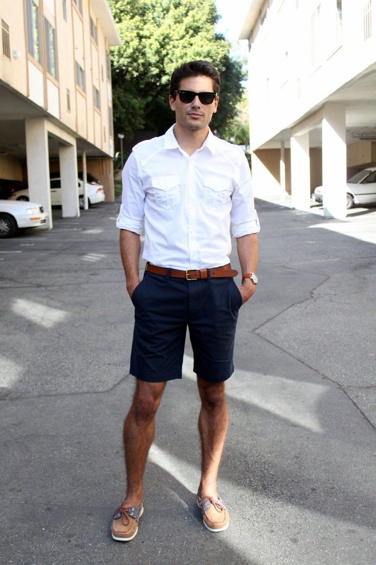 men's fashion summer trend  shorts  diary of doc diva