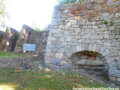 Historic Cornwall Iron Furnace Museum