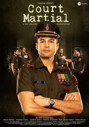Court Martial 2020 Full Hindi Movie Download HDRip 720p