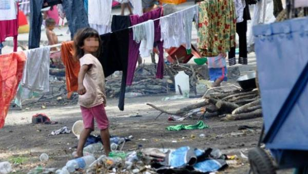 urió niña de siete años por desnutrición en Maracaibo