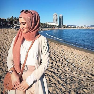 Hijab chic style 2018