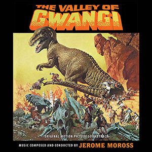 INTRADA Announces Jerome Moross' THE VALLEY OF GWANGI