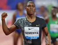 Caster Semenya Won Doha 800m