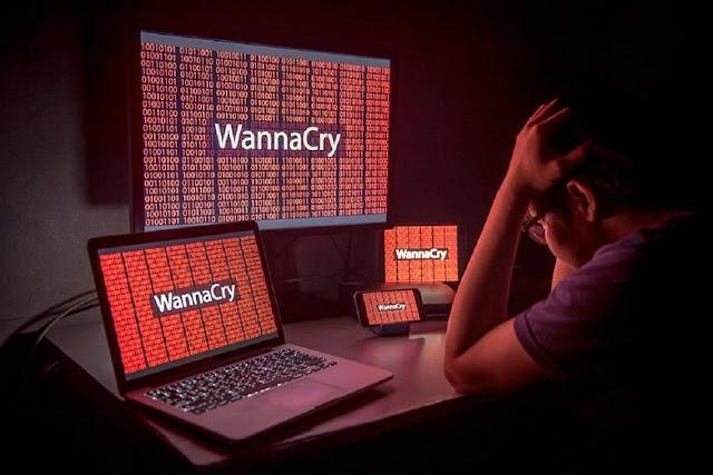 - انتزاع الفدية Ransomware