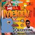 Cd (Mixado) Mega Melody (Melody 2016) Dj Edvan de Tucuruí - PA