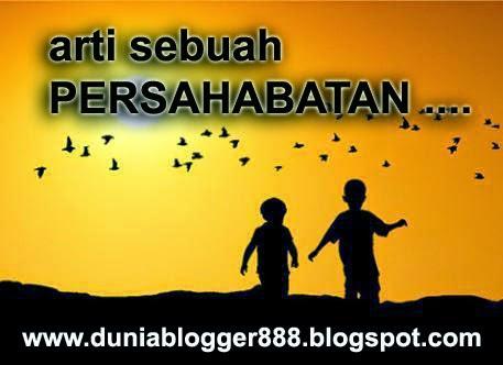 Makna dari sebuah persahabatan (ulasan singkat) - Febyblog