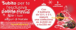 Logo Coca-Cola e Conad ti regalano le palline di Natale