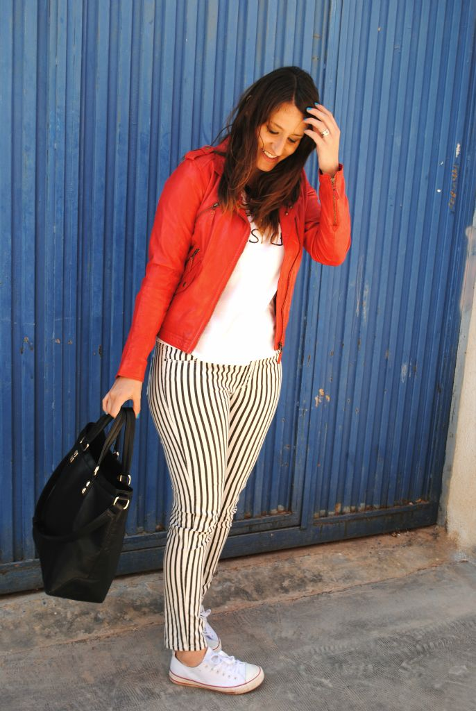 Stripes&Red