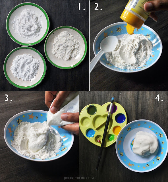 how to make clay