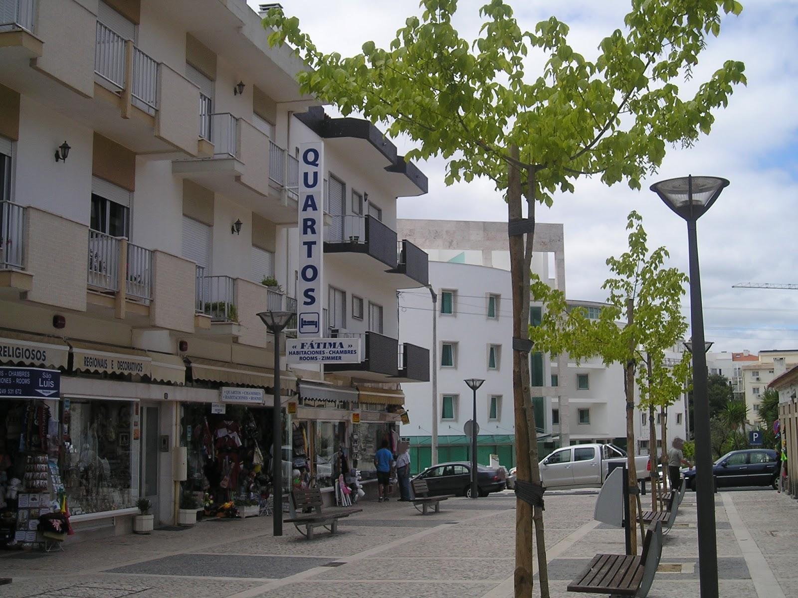 Photo De La Ville De Fatima Au Portugal