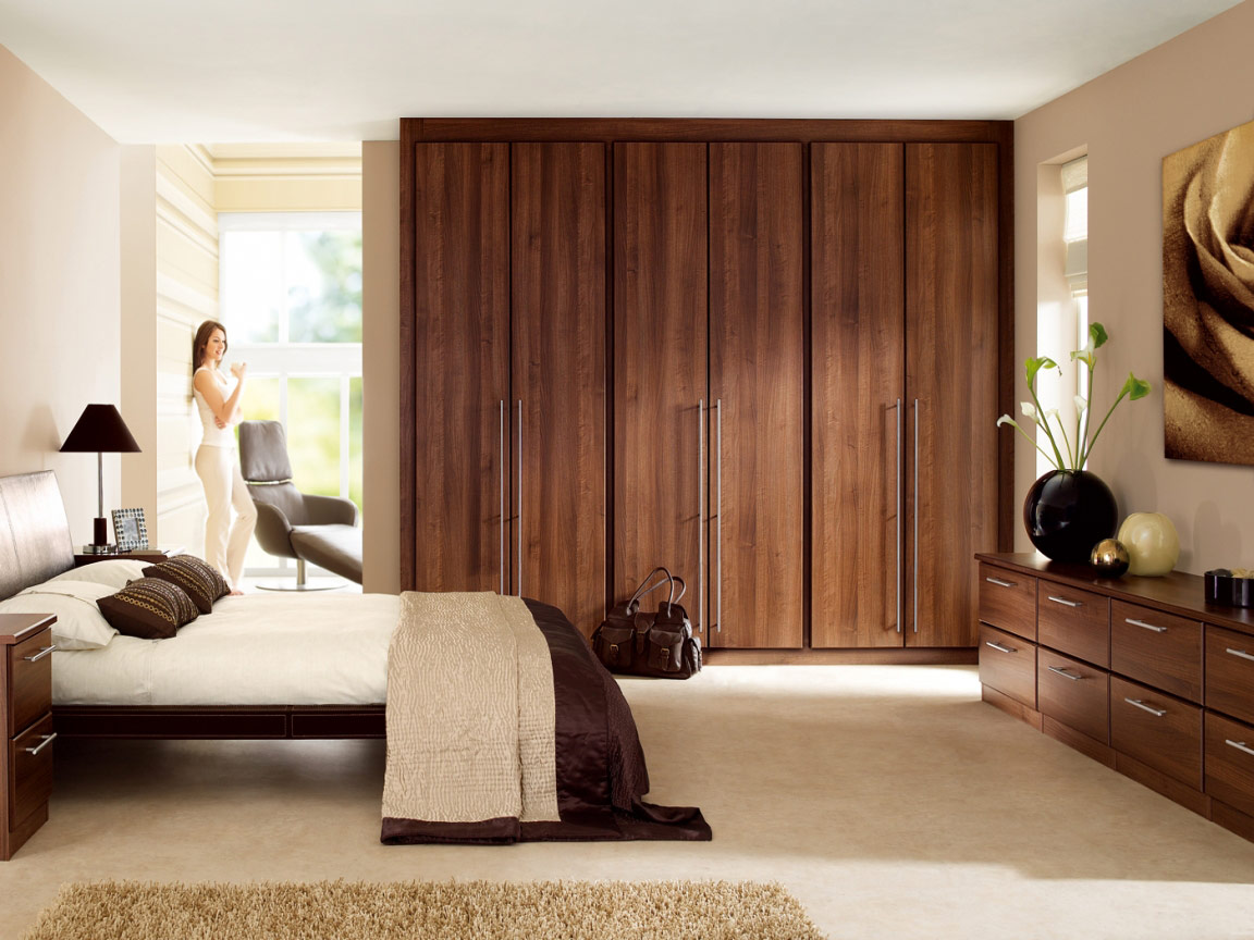 Modern bedroom cupboards designs and ideas 11