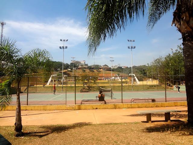 Quadras no Bosque Maia em Guarulhos
