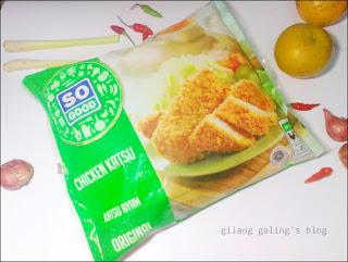 chicken katsu menu piring gizi seimbang