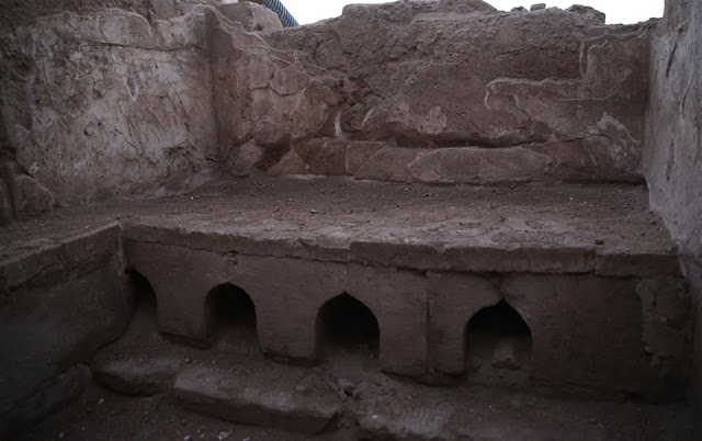 900 year old baths found in southeastern Turkey