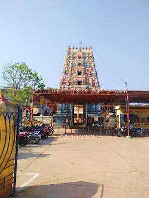 Sri Venkateswara Swamy Temple (Vaikunta Puram) - Tenali