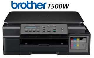 Harga printer brother t500w terbaru