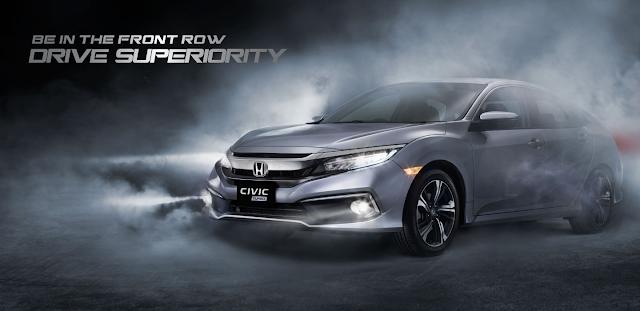 Spesifikasi dan Harga Honda Civic Terbaru
