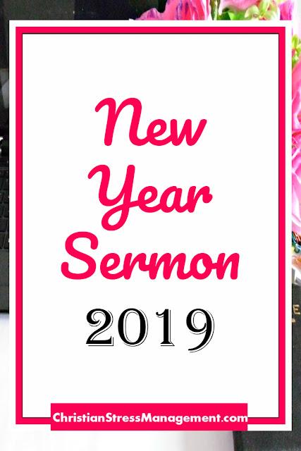 New Year Sermon 2019