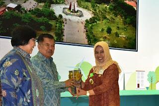 Kota Mojokerto Kembali Raih Penghargaan Adipura