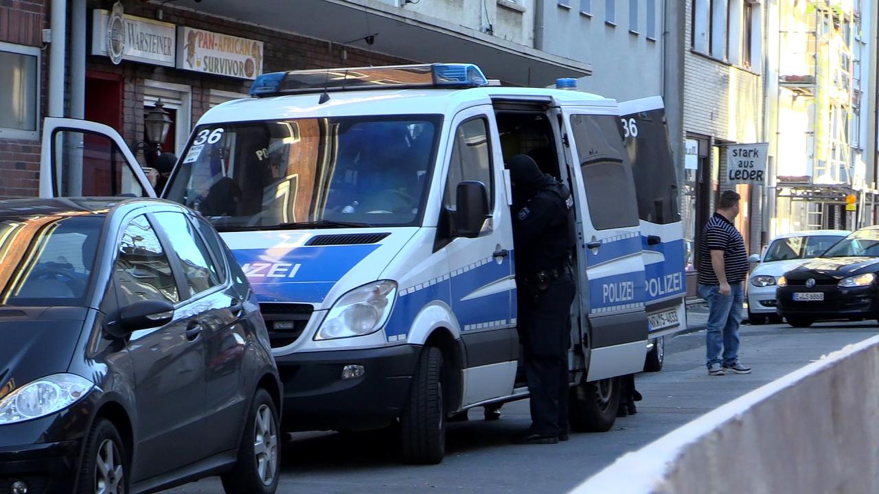 polizeieinsatz essen altendorf