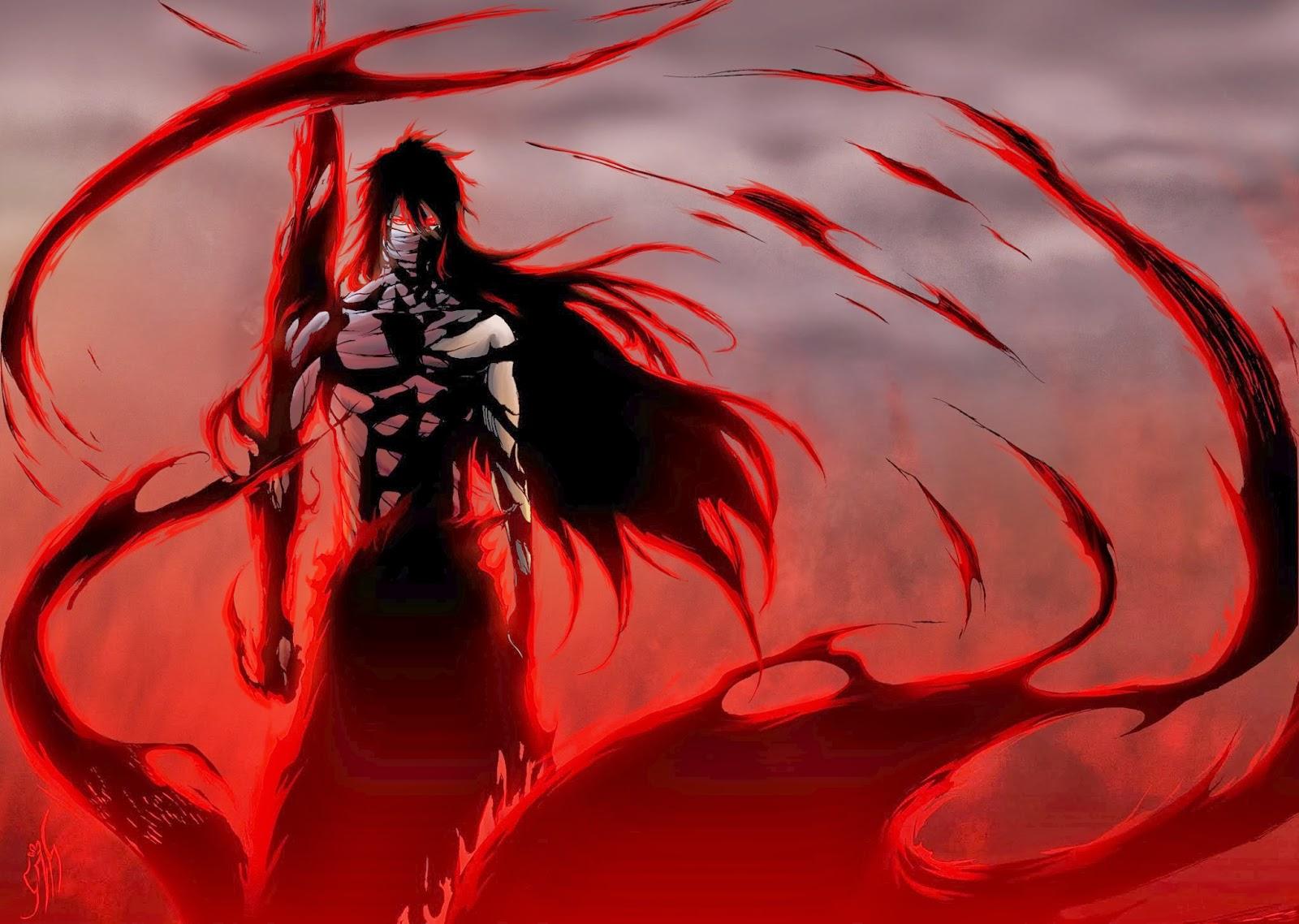 Bleach kurosaki hollow wallpaper hd hd wallpaper - Imagens em hd de animes ...