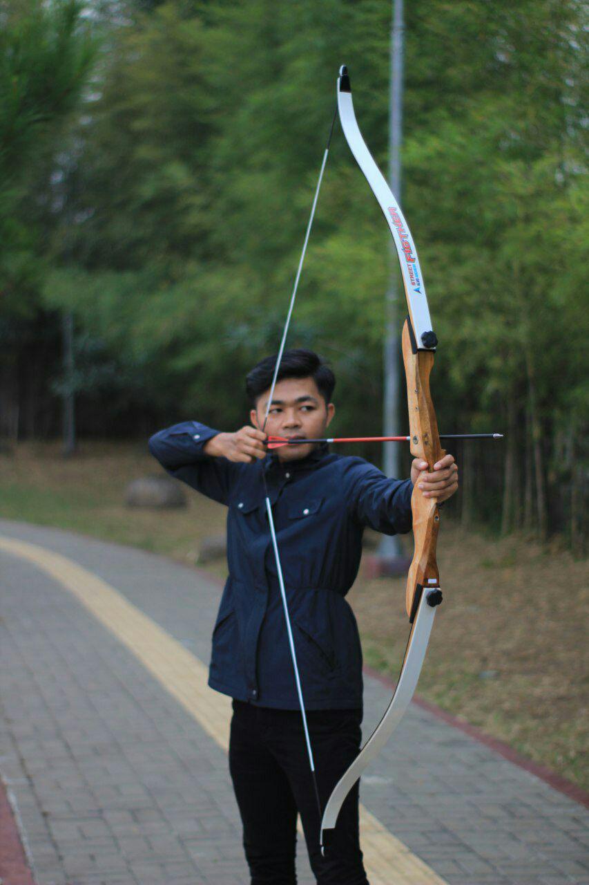 Ukuran Busur Panah : ukuran, busur, panah, Berat, Tarikan, Busur, Panah, Ukuran, Untuk, Dewasa